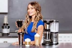 sofia-vergara-and-ninja-coffee